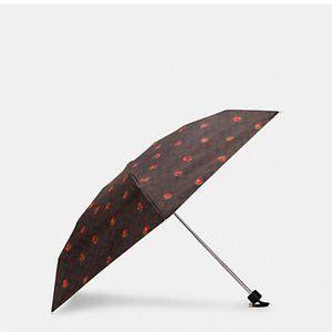 Uv Protection Mini Umbrella In Signature Pop Flrl
